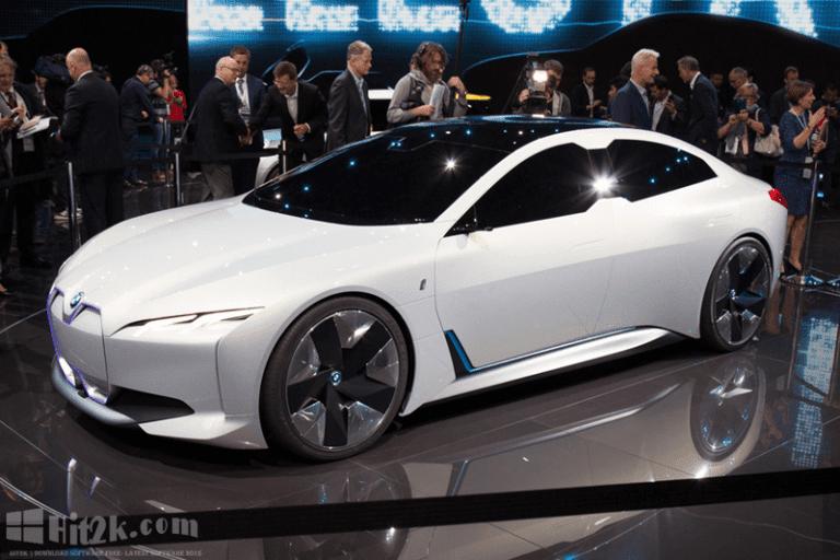 BMW Reveals Electric MINI Concept 2017