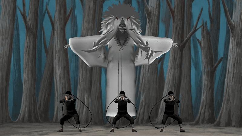 Fuinjutsu : Shiki Fuujin