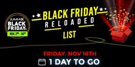 Eight (8) Best Mobile Phone Deals You Shouldn't Miss on Jumia Black Friday 2018