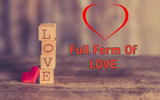 Pyar-love-full-form