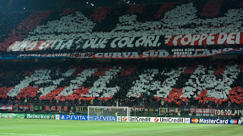Torcida do Milan