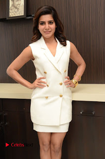 Actress Samantha Ruth Prabhu Interview Pictures  0119.JPG