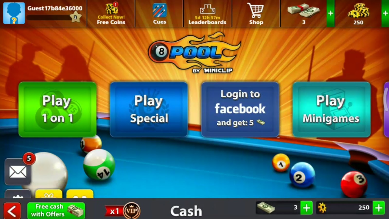 8Ballp.Co Cheat 8 Ball Pool Di Android Tanpa Root ... -