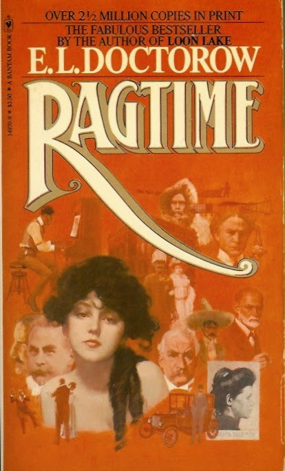 ragtime by e.l. doctorow essay Edgar lawrence doctorow endorses this debate in his artistic writing the renowned author grew up in new york city in the 1930s, a breeding ground, a culture.