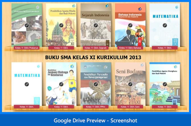 Buku Pegangan Guru dan Siswa SMA Kelas 11 kurikulum 2013 Lengkap