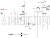 Syarat untuk mengaktifkan +V3A pada Q6200 toshiba C640