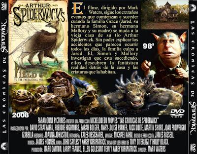 Las crónicas de Spiderwick - [2008]