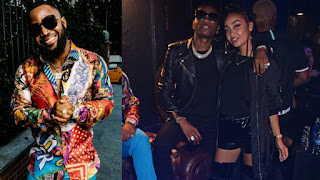 SA Rapper, Cassper Nyovest Accuses Wizkid Of Yanking Him Off A Photo