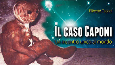 Book Trailer: Il Caso Caponi di Filiberto Caponi IR3 Encounter