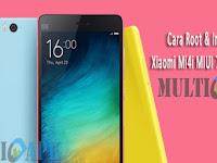 Cara Root dan Install Twrp Xiaomi Mi4i MIUI 7 Marshmallow