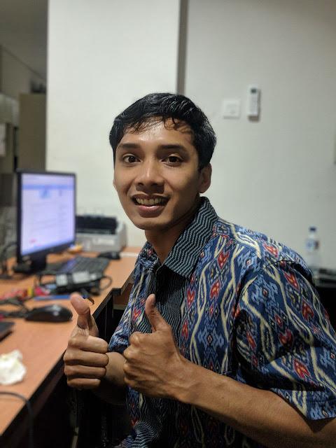 Contoh Hasil Foto Bokeh Google Camera