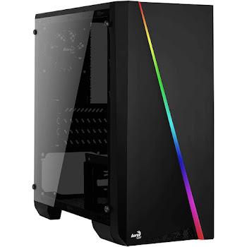 Configuración PC sobremesa por unos 550 euros (AMD Ryzen 5 1600 AF + AMD Radeon RX 580 8 GB)