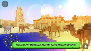 Eksplorasi Desert Craft Apk