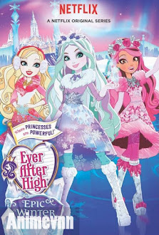 Ever After High Movie 5 : Epic Winter -  2016 Poster