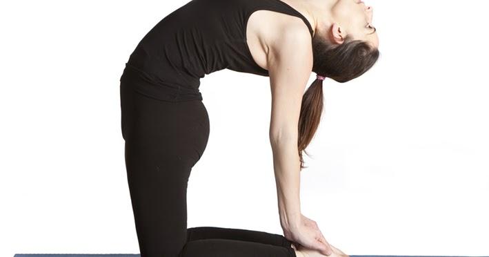 Camel Pose (Ustrasana) Yoga Steps and Benefits - Weight ...