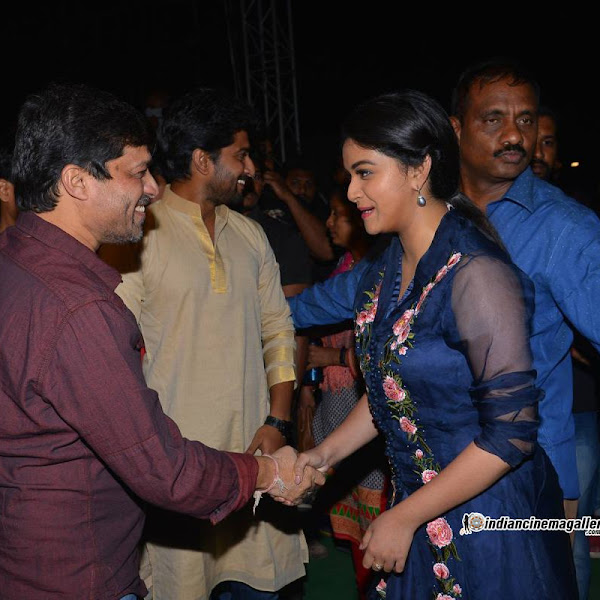 Keerthy Suresh latest photos from Nenu Local Audio Launch