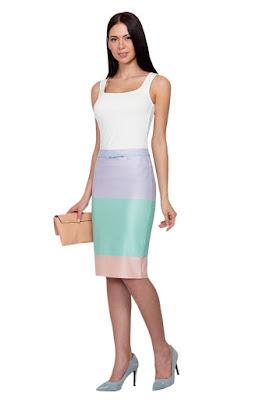 Faldas Elegantes para Oficina