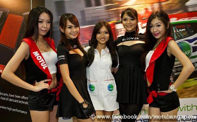 Singapore FHM Model Jamie Ang Leaked Photo Scandal Gone