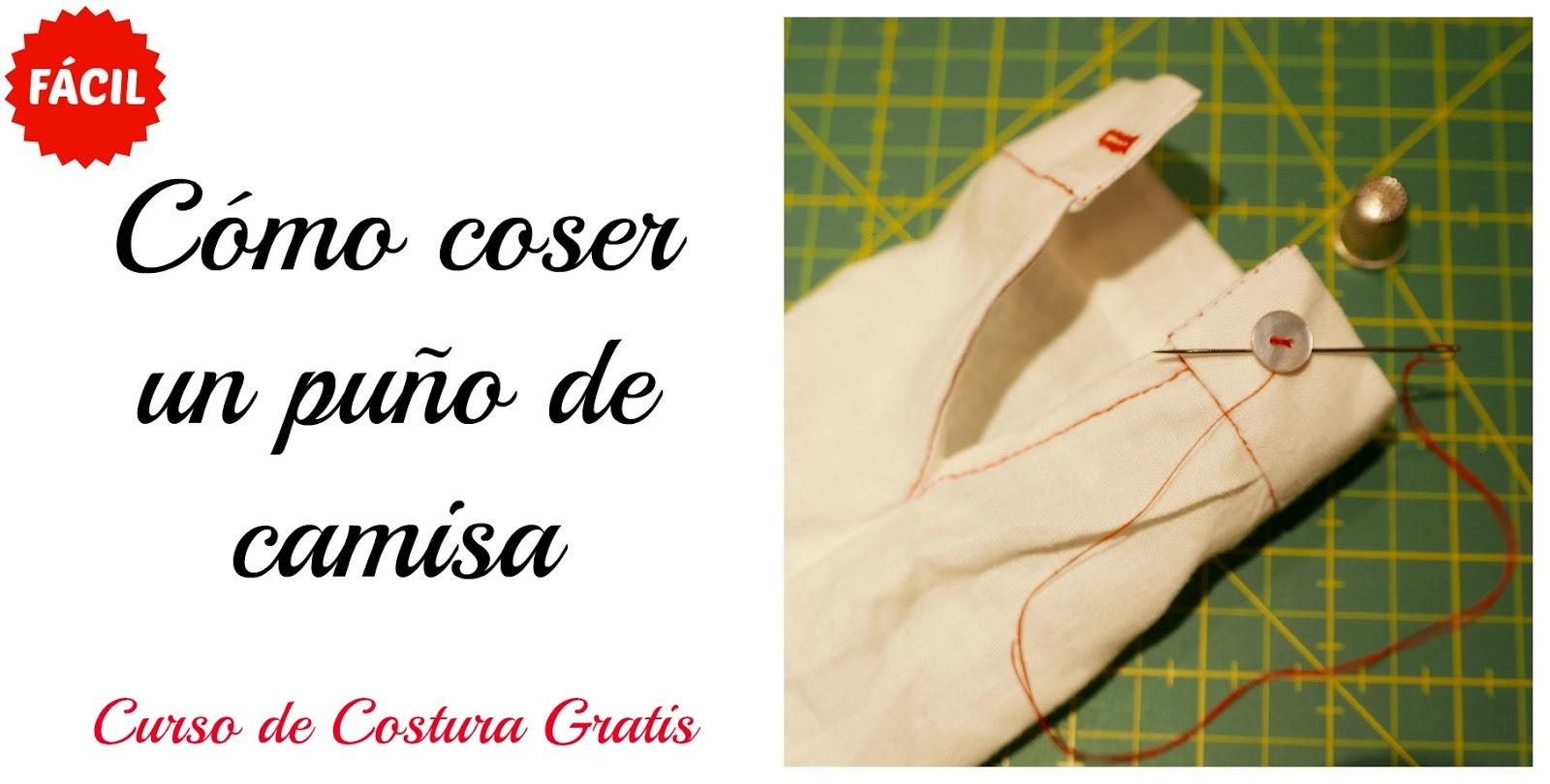 Cómo coser fácilmente puños de camisa - Handbox Craft Lovers ...