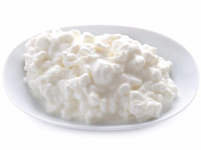 Süzme peynir resmi