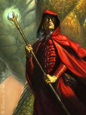 Raistlin Majere, Shirak... Dulak