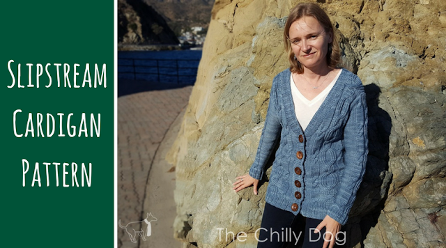 Slipstream Cardigan Knitting Pattern: Learn how to do the cable cast on