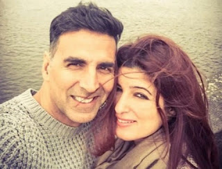 Akshay Kumar and Twinkle Khanna is quite popular in Bollywood