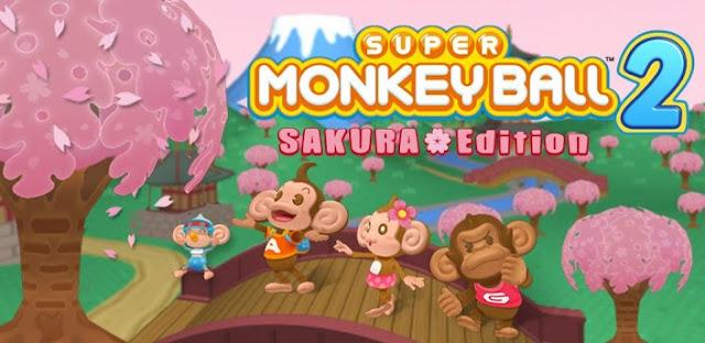 Game: Super Monkey Ball 2 Sakura Edition Full Version 1.2 APK + DATA Direct Link