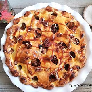 https://danslacuisinedhilary.blogspot.com/2017/11/apple-pie-caramel-noix-de-pecan.html