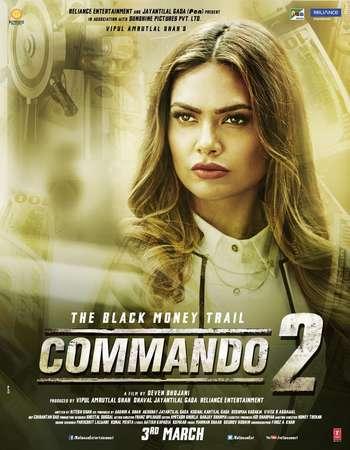 Commando 2 2017 Hindi HD Official Trailer 720p