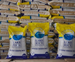 Lagos Assures Availability Of Lake Rice, Price Remains N12,000,(50kg) N6,000 (25kg) and N2,500 (10kg)