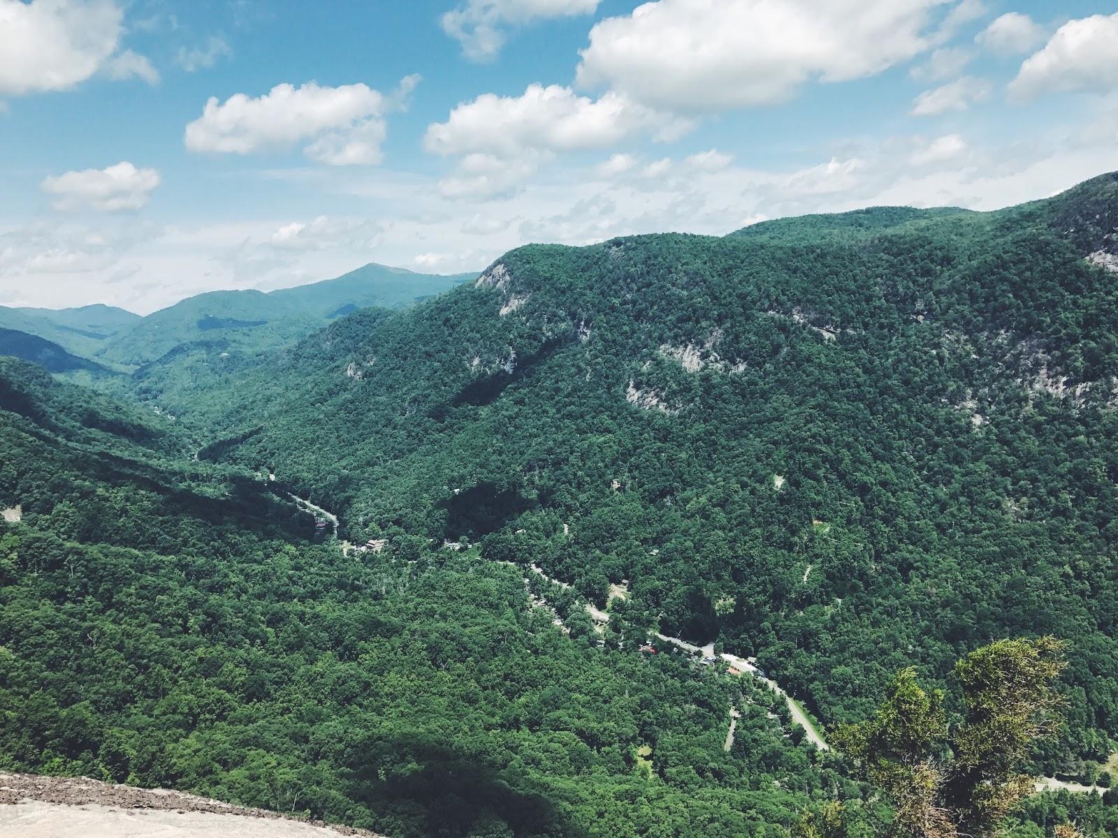 pisgah national forest Asheville
