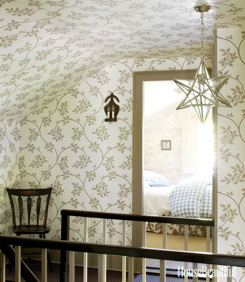 High Street Market Architectural Trim Wainscoting: High Street Market: Casual In The Country