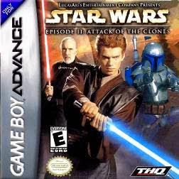 Star Wars Episódio 2 - Ataque dos Clones ( BR ) [ GBA ]