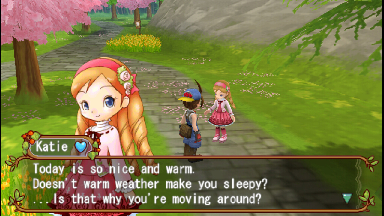 harvest moon hero of leaf valley android apk