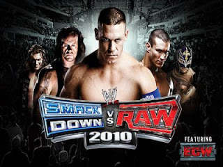 WWE Smackdown Vs Raw 2010 Game Download At Pc Full Version