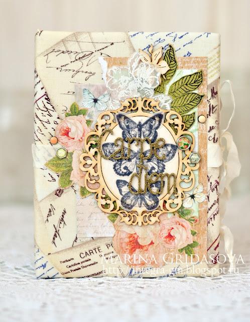 photoalbum | I-Kropka DT @akonitt #studio75 #ikropka #by_marina_gridasova #photoalbum #handmade #scrapbooking #papercrafting #crafting