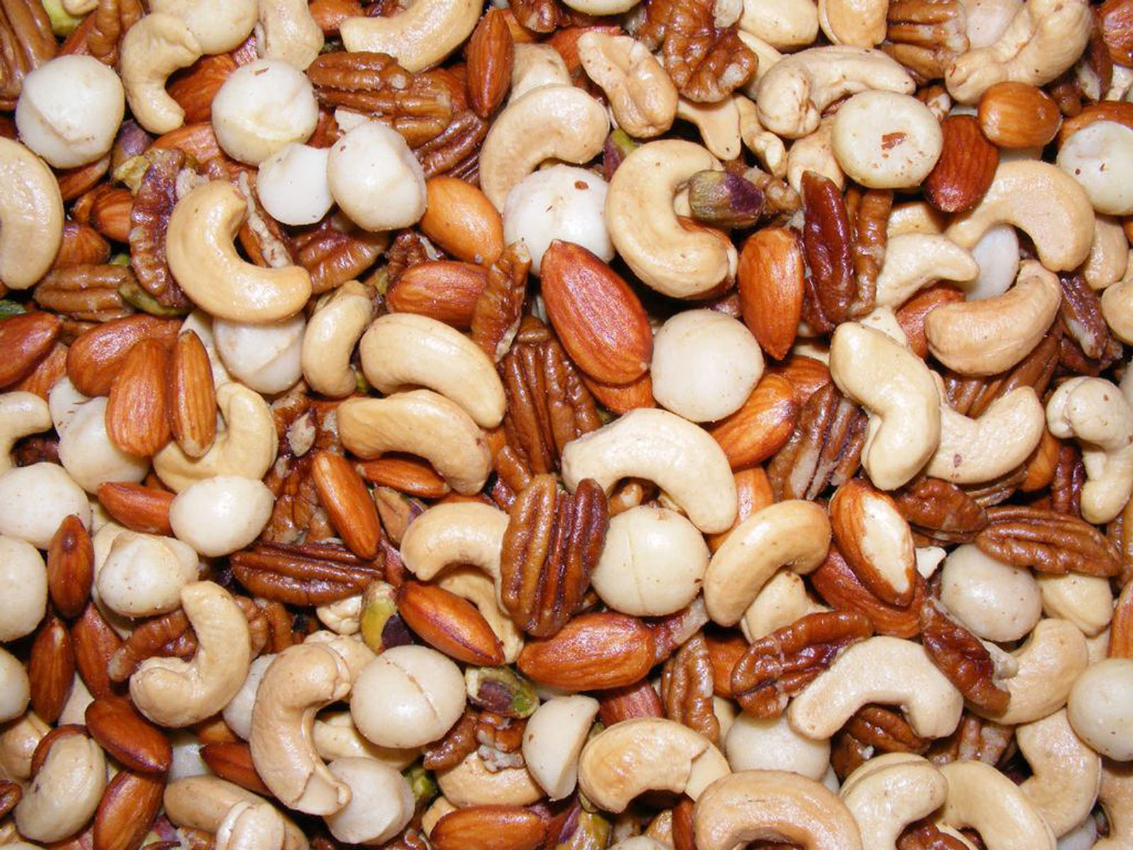 Wallpapers candy with mixed nuts for Cuisine wallpaper