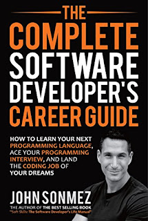 Best books to take care of career development