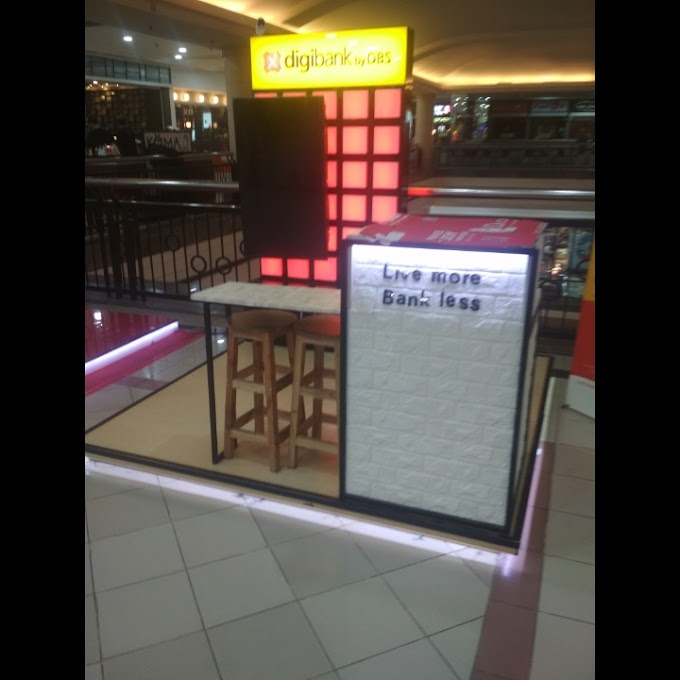 Akhirnya ada Agen Booth Digibank by  DBS Jogja Buat Verifikasi Metrik