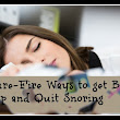 Preschool Activity Ideas | Toddler Activity Ideas | Mommy With Selective Memory: 3 Sure-Fire Ways to Get Better Sleep and Stop SNORING