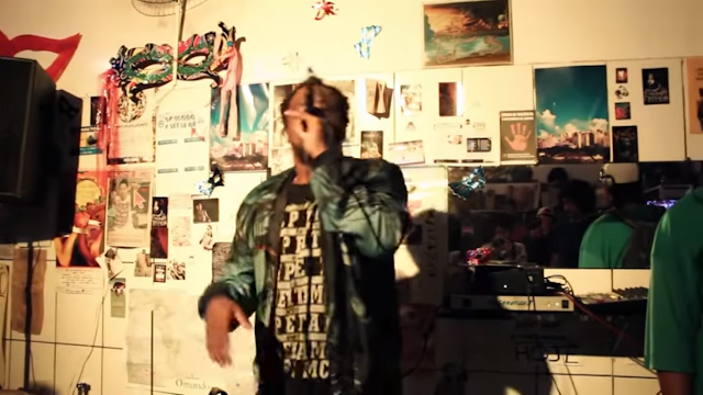VÍDEO - Matéria Prima - Surreal (Rap na Favelinha)