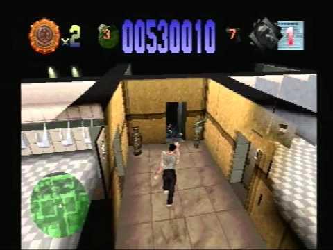 Die Hard Trilogy screenshot 3