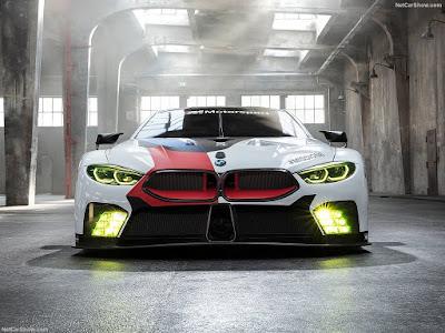 Nouvelle BMW M8 GTE 2018, Caractéristiques, Prix, Photos