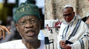 Lai Mohammed Cries Out: I Didn't Threaten Israel Over IPOB and Nnamdi Kanu
