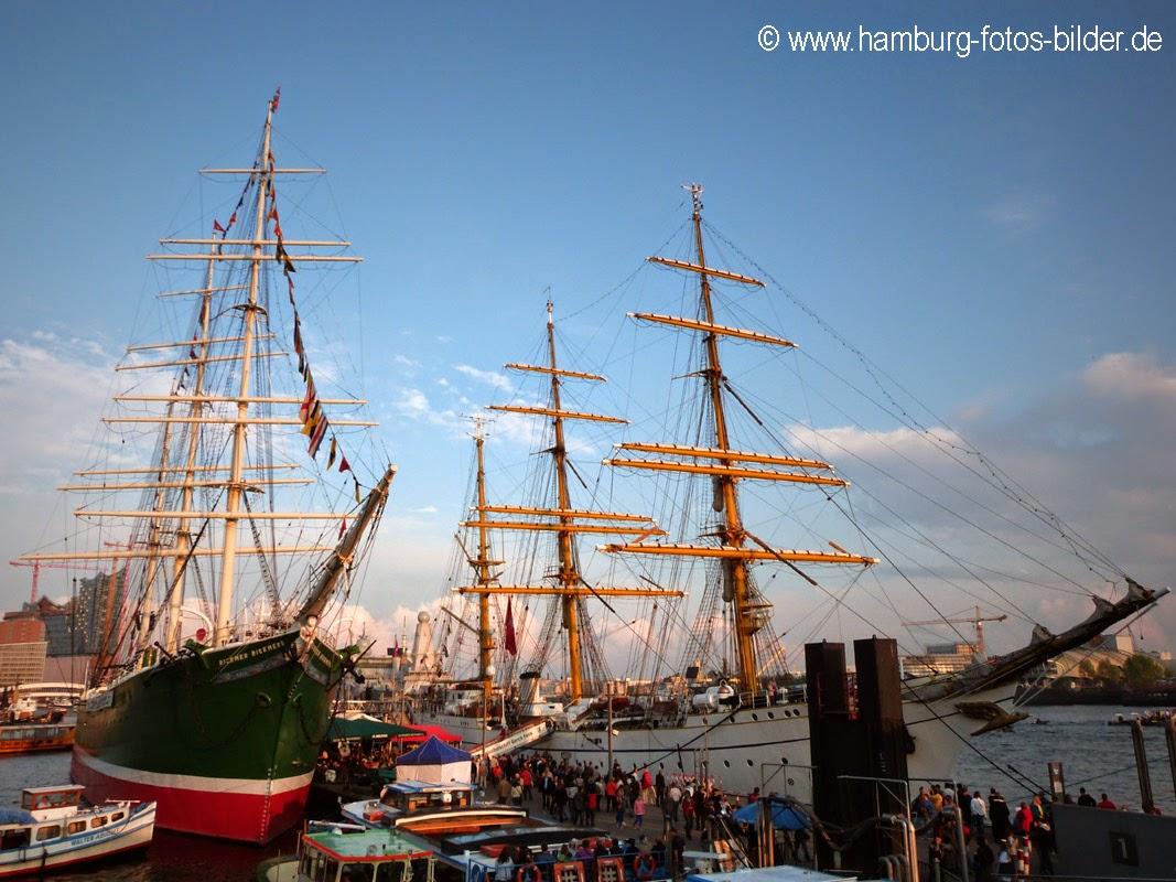 Hamburg Hafengeburtstag, Hafenfest in Hamburg
