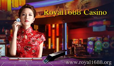 คาสิโนออนไลน์ royal1688