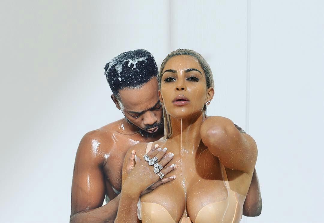 Kim kardashian titfuck — photo 9