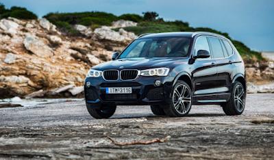 BMW X3 xDrive20d M Sport Limited Edition
