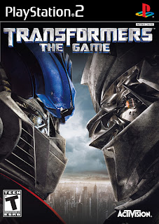Transformers: The Game (PS2) 2007
